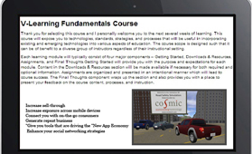 Instructional Design and Instructional Technology Systems –
